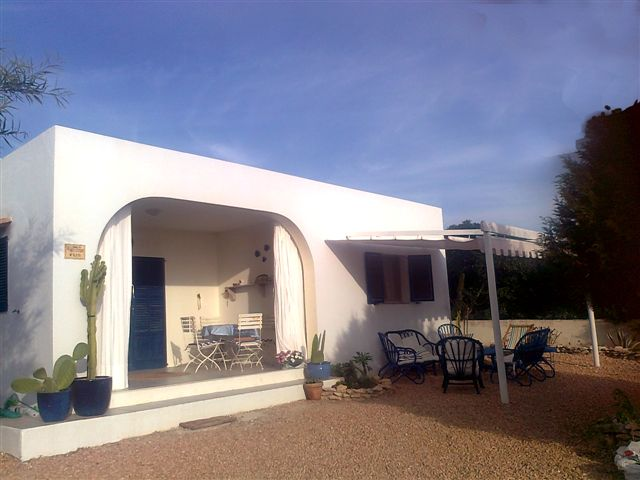 House photo Sol House in Es Pujols Formentera
